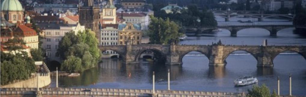 Mosty přes Vltavu / Bridges over the Vltava River