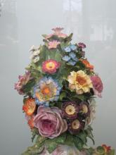 Předjaří v Královské zahradě - váza Míšeň - květinky jako živé :-)