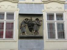 Dům U Modrého zvonu na Starém Městě