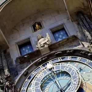 Staroměstské orloj - hlavní ciferník