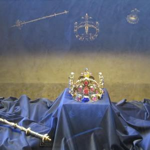 Czech crown jewels