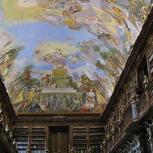 Strahov library - Philosophical hall