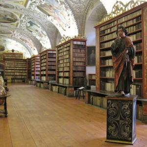 Strahov library - Theological hall