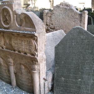 Rabi Löw´s tomb