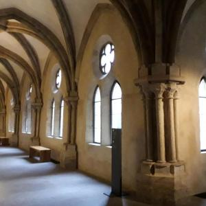 Anežský klášter ambity