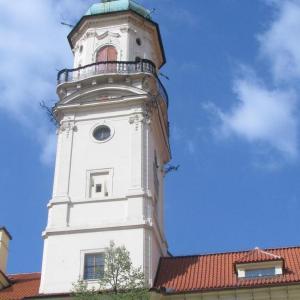 Klementinum Astronomická věž