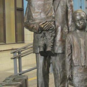 Sir Nicholas Winton, Hlavní nádraží