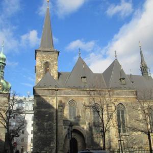 kostel sv. Petra, Poříčí - Petrská čtvrť