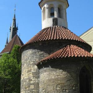 Rotunda sv. Longina, Nové Město