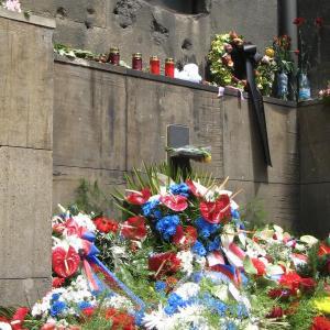 Památník Heydrichiády