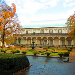 Královská zahrada na Pražském hradě