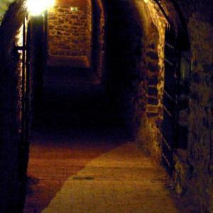 Vyšehrad kasematy podzemí