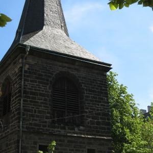 zvonice kostela sv. Štěpána