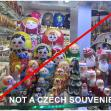Matryoshka is NOT a Czech souvenier, please!