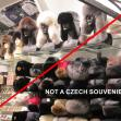 Russian hats are not Czech souveniers
